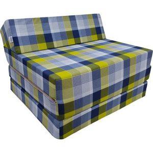 FUTON Matelas lit fauteuil futon pliable pliant choix de