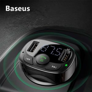 TRANSMETTEUR FM Chargeur de voiture USB Allume Cigare pour télépho