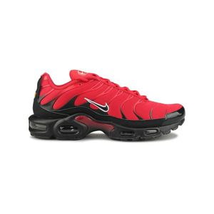 the best attitude 14953 6ac29 BASKET Basket Nike Air Max Plus Rouge 852630-603 ...