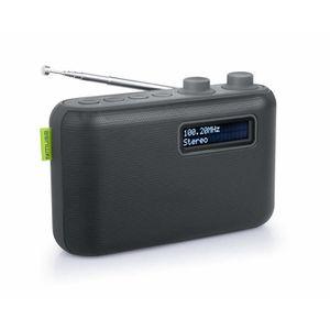 RADIO CD CASSETTE MUSE M-108 DB Radio DAB - Pile et secteur