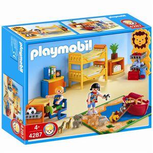 UNIVERS MINIATURE PLAYMOBIL 4287 Chambre des enfants