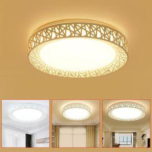 PLAFONNIER Plafonnier à LED 12W 27cm Lampe de plafond Moderne