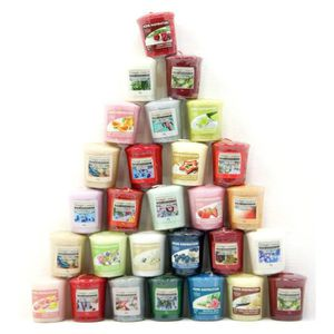 BOUGIE DÉCORATIVE 40 x Home Inspiration Officiel Yankee Candle Bougi