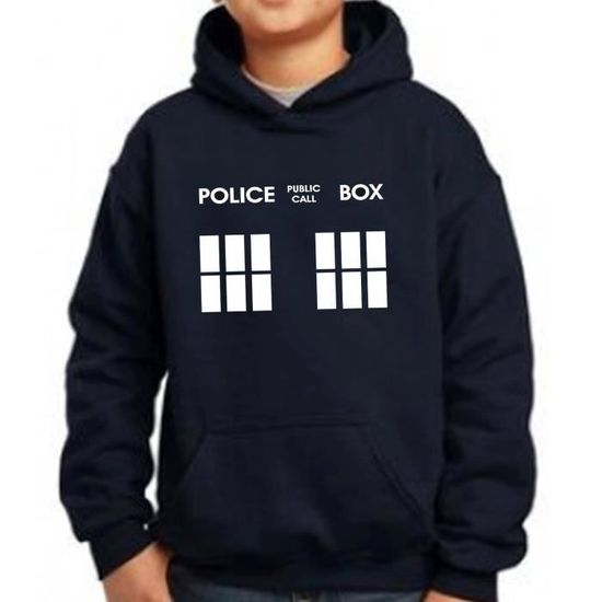 NEW inspiré Dr Who Tardis Doctor Who Police