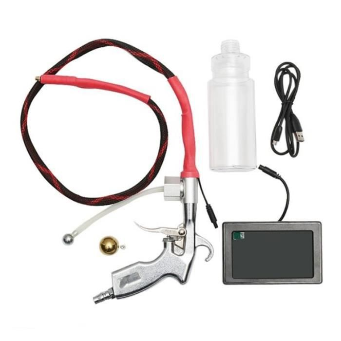 4,3 pouces endoscope portatif de nettoyage de climatiseur de voiture de moniteur de pouce