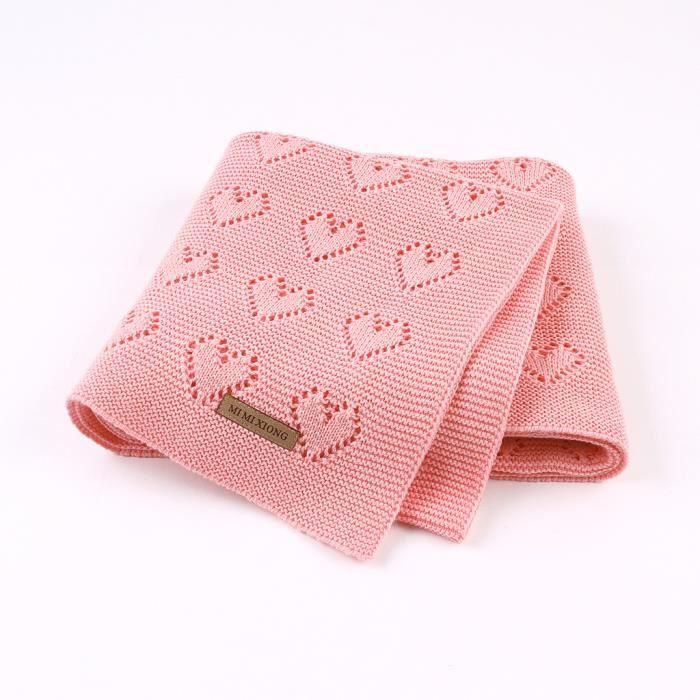 Soins bébéBébé tricoté nouveau-né emmailloter enveloppement poussette couvertures doudou literie pour bébé doux HYM91023343PK_YOU