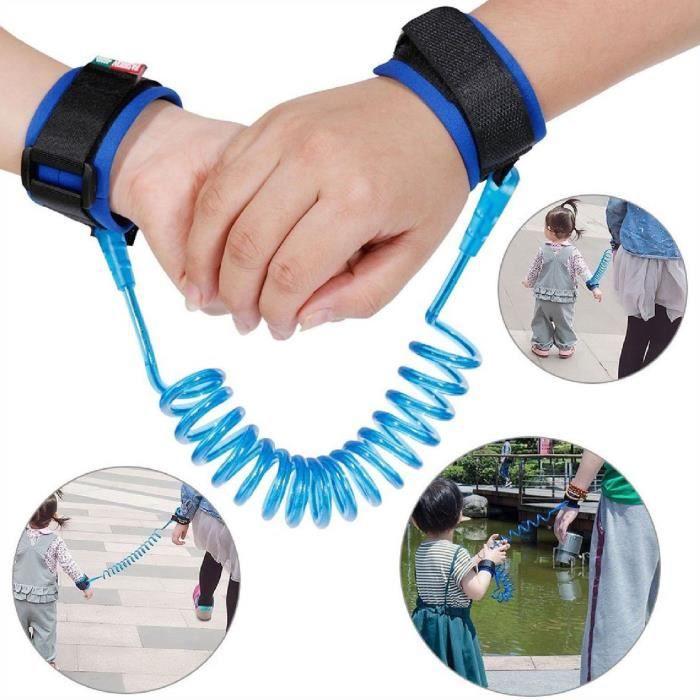 Laisse de promenade Enfant bracelet Enfant cordon de promenade