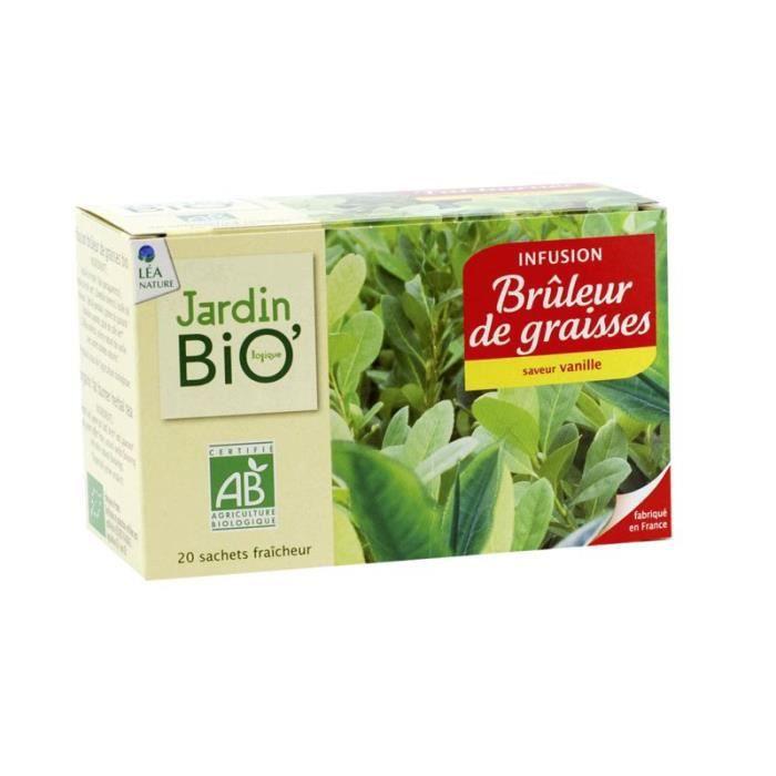 JARDIN BIO Infusion brûleur bio - 30g