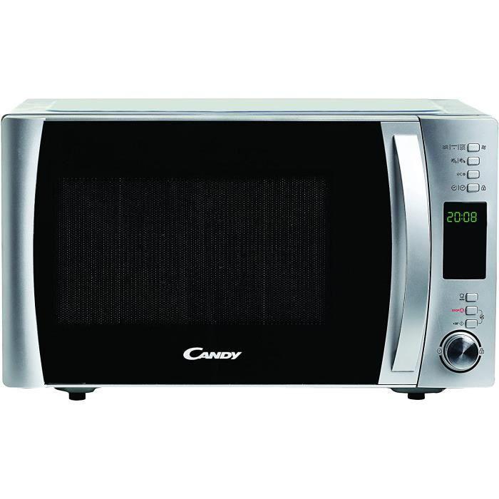 MICRO ONDES Candy Cmxc 25Dcs – Four micro-ondes combiné avec grill et application de cuisine Cook in, 40 programmes aut151
