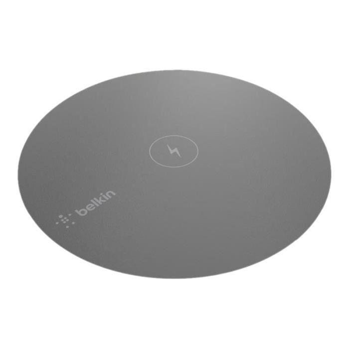 BELKIN Boostup Wireless Charger - Installation encastrée - Noir