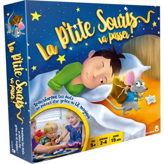 DUJARDIN La Petite Souris Va Passer