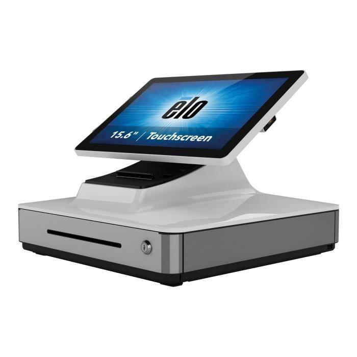 Elo Paypoint Plus Tout en un 1 x Snapdragon 2 Ghz Ram 3 Go Ssd 32 Go Gige Lan sans fil: 802.11b g n ac, Bluetooth 4.1 Android...