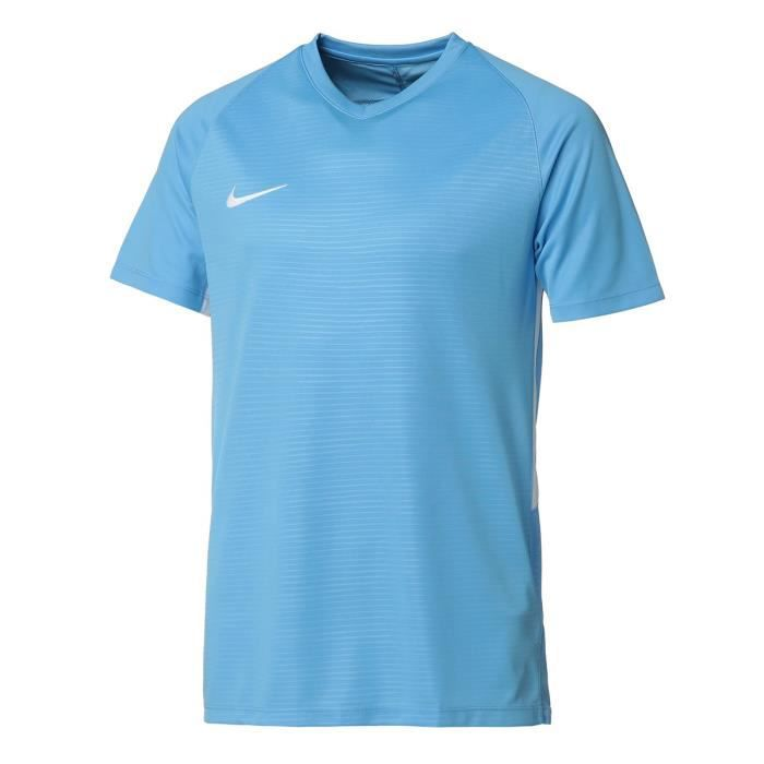 T-shirt - Nike - Dry Tiempo - Prem Jersey - Homme - Bleu