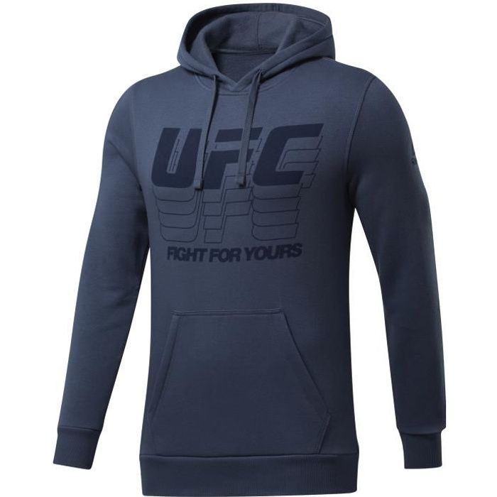 Sweat à capuche Reebok UFC Fan Gear