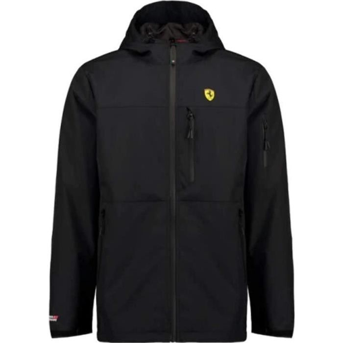 Veste Jacket Zip Puma Ferrari Scuderia Racing Team F1 Officiel Formule 1