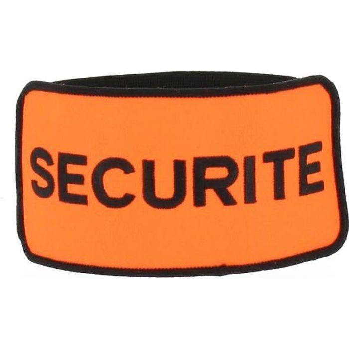 Brassard SECURITE - North Ways Orange - #ED7F10