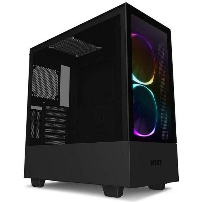 NZXT H510 Elite Verre trempé USB 3.1 RGB Noir Mat