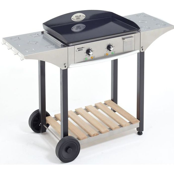 ROLLER GRILL Chariot pour plancha PL600 CHPS