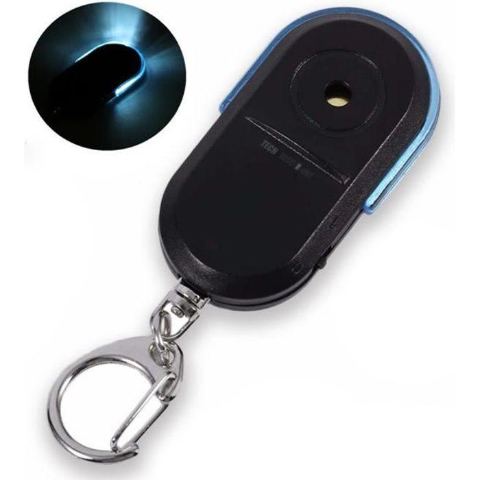 TD® localisateur cles siffleur d'objet sans fil gps de voiture anti perte localisateur telephone portable bluetooth smartphone