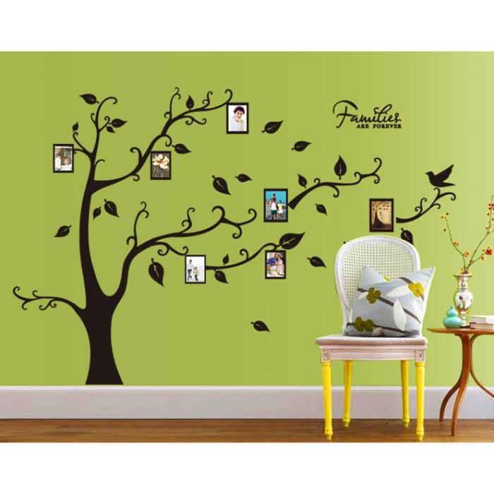 stickers deco arbre