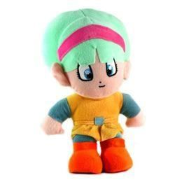 PELUCHE Peluche Dragon Ball Z Bulma 30 cm - Barrado