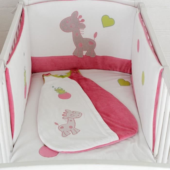 parure de lit 3 pi ces princesse grenouille b achat. Black Bedroom Furniture Sets. Home Design Ideas