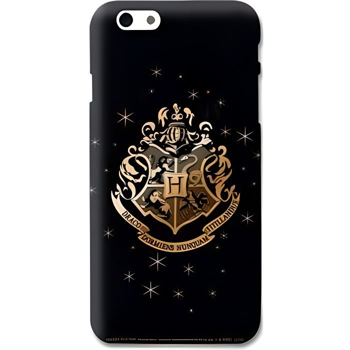 coque iphone 6 6s wb license harry potter patter
