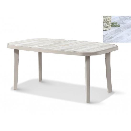 Grosfillex Table De Jardin Nordic 165 Cm Taupe Achat Vente Table De Jardin Grosfillex Table De Jardin Cdiscount