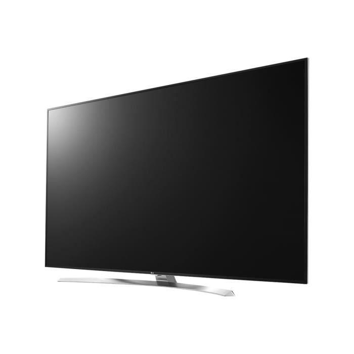 """Téléviseur LED LG 75SJ955V - Classe 75"""" TV LED - Smart TV - Super"""