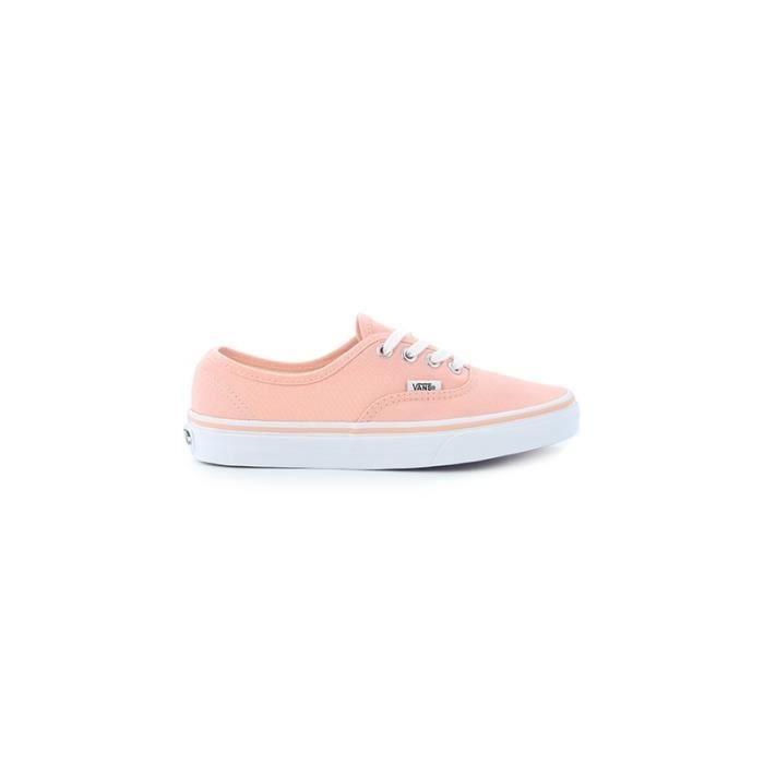 chaussure vans rose pale