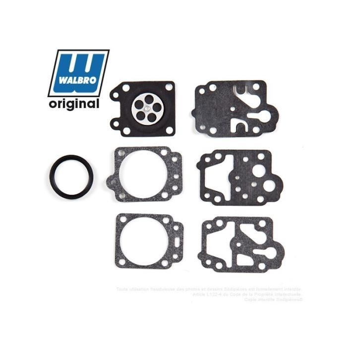 Walbro Kit Joints carburateur d20-wat pour Carburateur