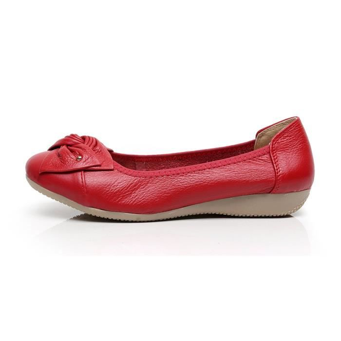 Bows Dance Flat Shoe P80OS Taille-38
