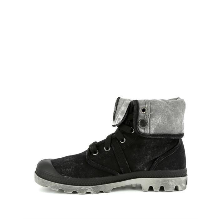Baskets US BAGGY W PALLADIUM Black