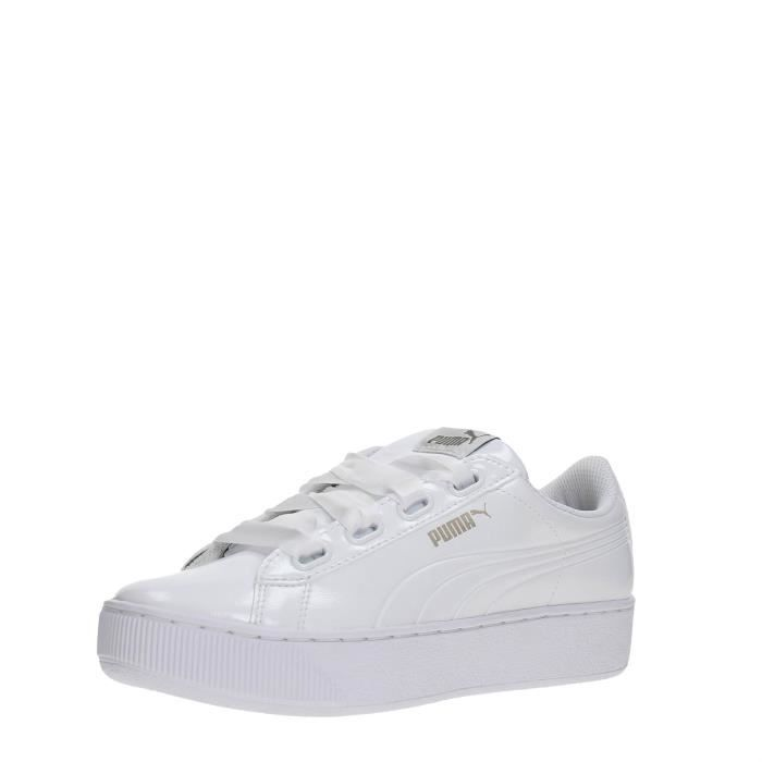 PUMA Sneakers Femme WHITE, 38