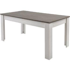 TABLE À MANGER SEULE MARQUIS Table à manger de 6 à 8 personnes style co