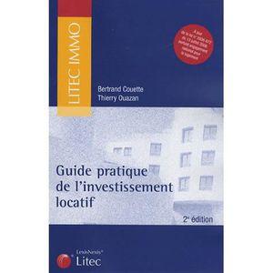 LIVRE DROIT AFFAIRES Guide pratique de l'investissement locatif