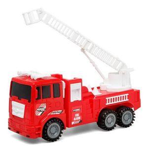 JOUET À TIRER Jouet Camion de pompier Fireman 31 cm jeu Enfant n
