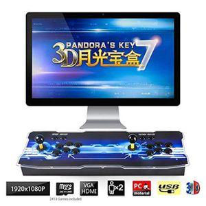 JEU CONSOLE RÉTRO Mecanique SXG7K 3d pandora key 7 console de jeux d