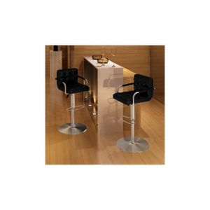tabouret de bar noir avec accoudoir achat vente tabouret de bar noir avec accoudoir pas cher. Black Bedroom Furniture Sets. Home Design Ideas