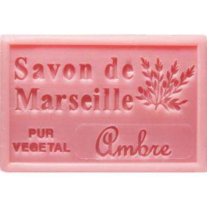 SAVON - SYNDETS Savon de Marseille parfum ambre boisée
