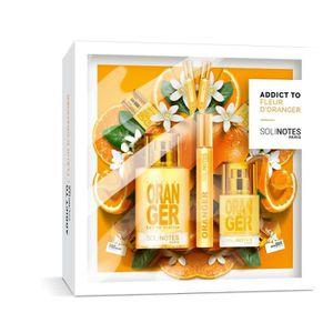 EAU DE PARFUM SOLINOTES COFFRET ADDICT 3 Eau de Parfum FLEUR D'O