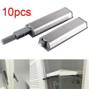 BLOQUE PORTE - POIGNÉE 10x Système tampon Push To Open Pour Portes Placar