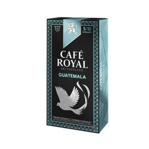 CAFÉ CAFE ROYAL Guatemala - Compatibles avec le système