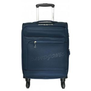 VALISE - BAGAGE Valise Cabine Souple David Jones TSA Polyester Nyl