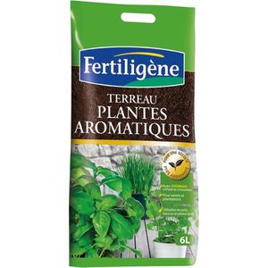 TERREAU - SABLE Terreau plantes aromatiques - 6 L