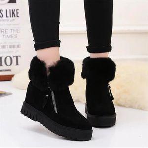 Femmes Bottine Nouvelle Mode Les Chaussures De Loisirs