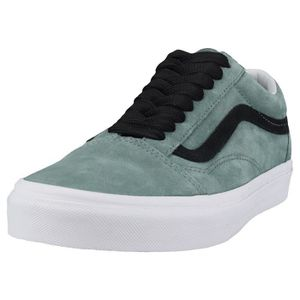 BASKET VANS Old Skool Formateurs en dentelle surdimension