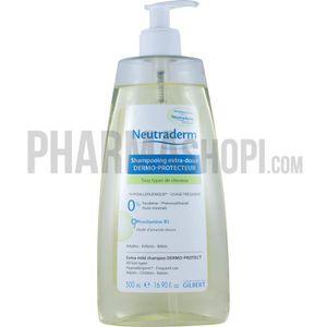 SAVON - SHAMPOING BÉBÉ Shampooing extra-doux dermo-protecteur Neutrade...