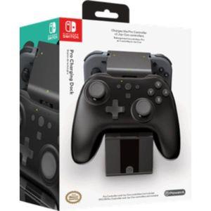 DOCK DE CHARGE MANETTE Nintendo Switch Chargeur pour 2 Joy-Con et 1 manet