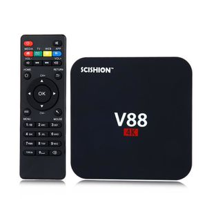 PACK ACCESSOIRES SCISHION V88 Plus Smart Android 8.1 TV Box RK3229
